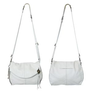 The Sak Silverlake Studded Crossbody Leather Bag
